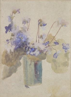 Gwen John (1876-1939)Still Life with Flowers