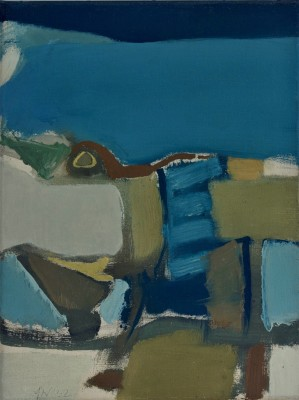 Alan Wood (b. 1935)Tremedda Day, 1962