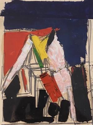 Peter Kinley (1926-1988)Studio Interior, 1959