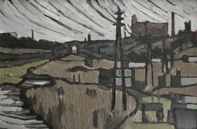 Bryan Senior (b. 1935)Deane Clough, Bolton, 1957
