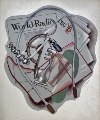 Frederick Hinchliff (1894-1962)World Radio Composition, 1937