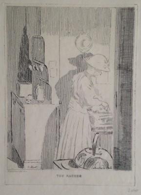 Walter Sickert (1860-1942)The Rasher, 1921/2