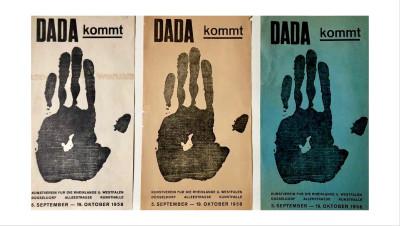 Raoul Hausmann (1886-1971)Dada Kommt !, 1958