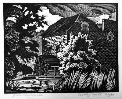 Ethelbert White (1891-1972)Netley Mill, Surrey, 1923