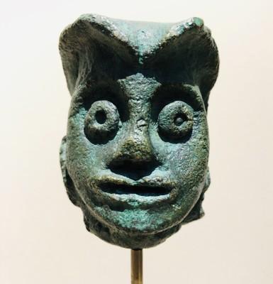 André Derain (1880-1954)Grand visage, Conceived c. 1930's