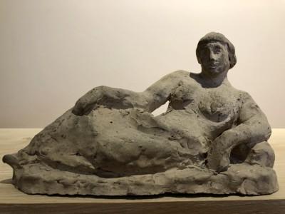 Evan Charlton (1904-1984)Reclining Figure, c. 1935