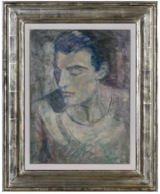 Esther Pillitz (1896-1987)Portrait of Sir Anton Dolin, c. 1930