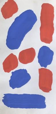 Albert Chubac (1925-2008)Composition, c. 1970