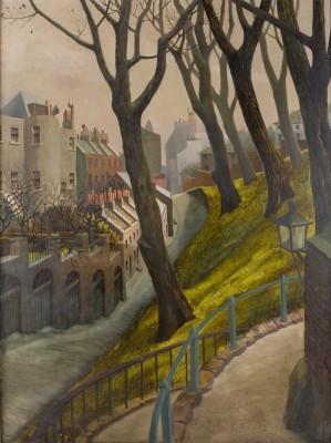 Willi Rondas (1907-1975)Hampstead