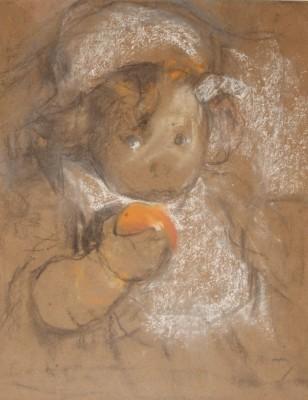 Beatrice How (1867-1932)L'Orange, c. 1915