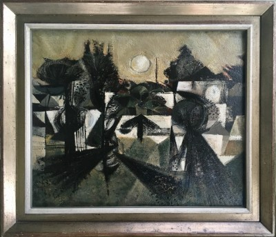 Alan Reynolds (1926-2014)Fenscape, 1952