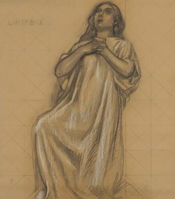 Maurice Denis (1870-1943)Cantabile, c. 1912