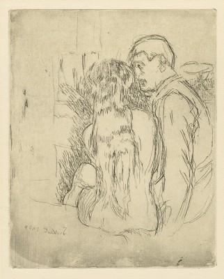 Walter Sickert (1860-1942)The Camden Town Murder, 1908