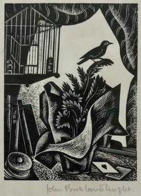 John Buckland Wright (1897-1954)Freedom, 1933