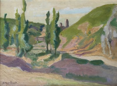 Jean Marchand (1883-1940)Paysage, 1920s