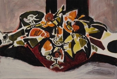 Kenneth Lauder (1916-2004)Briar Hedge, 1952