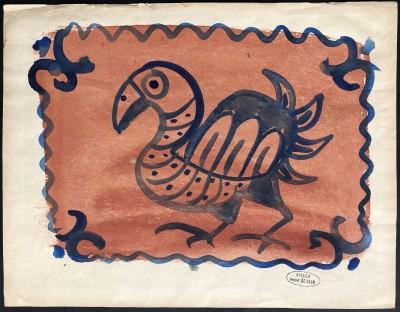 André Derain (1880-1954)Projet pour une assiette, 1940s
