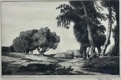 Edward Bouverie-Hoyton (1900-1988)Plover's Barrow