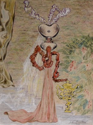 John Banting (1902-1972)Her Ladyship Rewarded, 1933