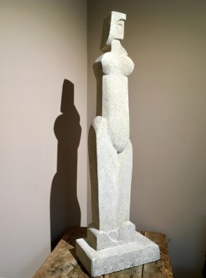 Eric Stanford (1932-2020)Cubist Figure (Ariadne)