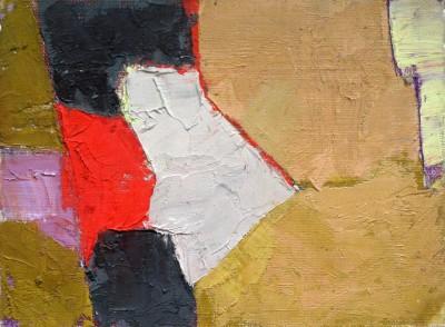 Adrian Heath (1920-1992)Composition, c. 1956