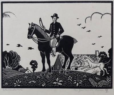 Ethelbert White (1891-1972)Gentleman Farmer, 1921