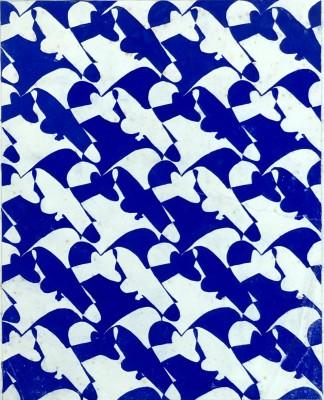 Rowland Hill (1919-2015)Counterchange - A Futurist Design, 1939