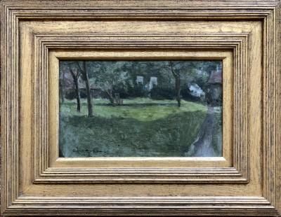 Walter Sickert (1860-1942)The Orchard, 1885