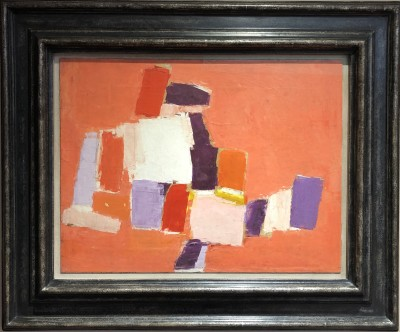 Peter Kinley (1926-1988)Composition, 1957