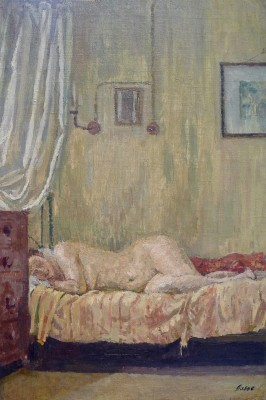 Sylvia Gosse (1881-1968)The Bedroom, c. 1912