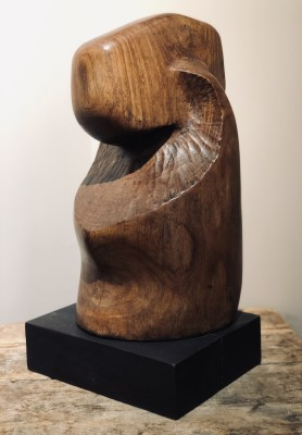Neville Bertram (1901-1995)Anvil (Standing Form), 1957