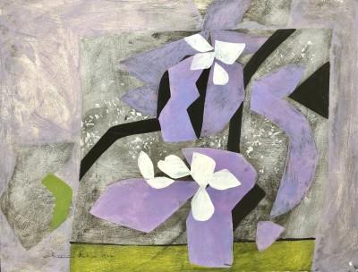 Alastair Michie (1921-2008)Still Life Composition, 1974