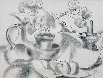 Doris Hatt (1890-1969)Still Life, c. 1940s