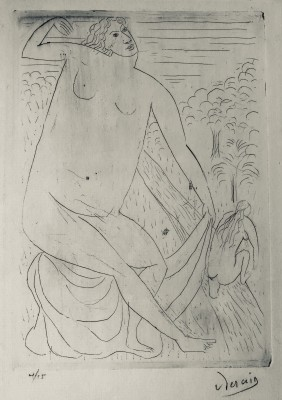 André Derain (1880-1954)Femme nue, c. 1908