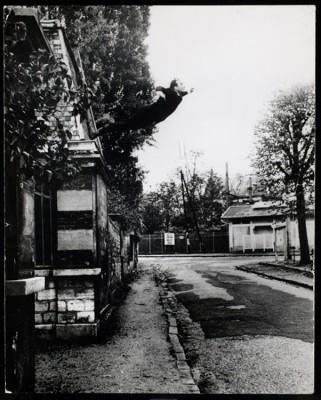 um salto no espaço