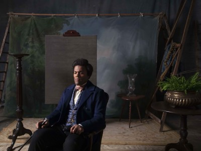 Isaac Julien, J. P. Ball Studio, 1867 Douglass (Lessons of the Hour), 2019