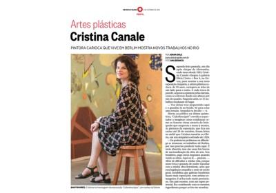 artes plásticas | cristina canale
