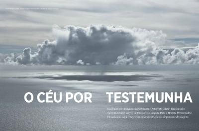o céu por testemunha