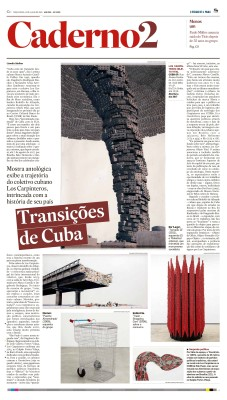 transições de cuba