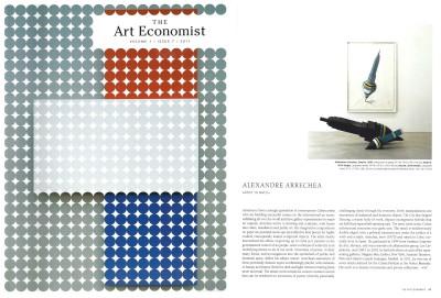 alexandre arrechea: artist to watch