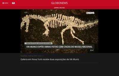 galeria em nova york recebe duas exposições de vik muniz