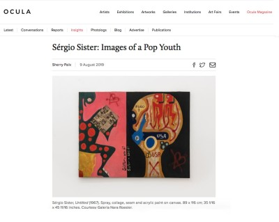 sérgio sister: images of a pop youth