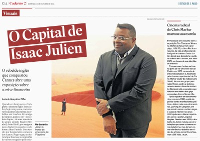 o capital de isaac julien