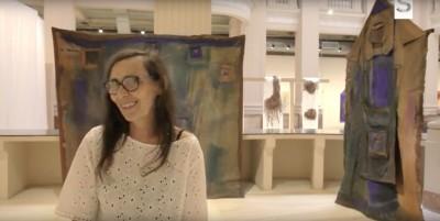 santander cultural abriga exposição de karin lambrecht | selecTV
