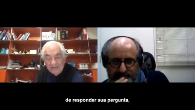luiz camillo osorio interviews daniel buren | 2021