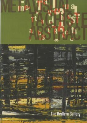 Metavisual Tachiste Abstract