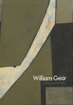William Gear 1915-1997