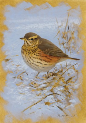Rodger McPhail , Redwing