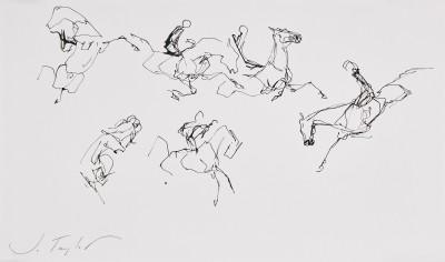 Jo Taylor , Horse chaos