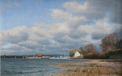 Peter Symonds , Crown and Anchor, Dell Quay, Chichester Harbour